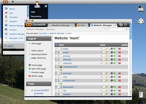 CorneliOS Web OS - Web Desktop - Web Office | youyouk | Scoop.it