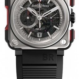 Bell & Ross BR-X1 | Montre, Horlogerie,Chronos | Scoop.it
