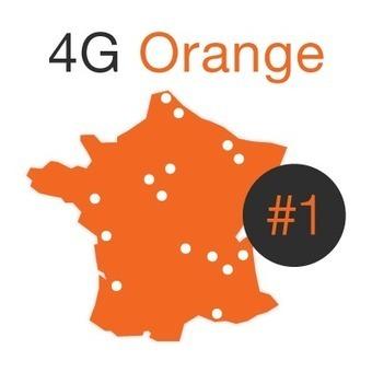Comparatif opérateurs : Orange possède la meilleure couverture 4G ! | 4G | Scoop.it