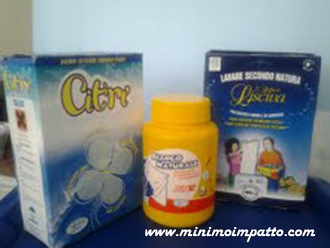 Lisciva, acido citrico e bianco naturale: il vostro bucato non è mai stato così a ... @minimoimpatto ! | Minimo Impatto | Scoop.it