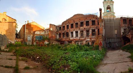Moscou : la guérilla des jardiniers militants - Le Courrier de Russie | potager urbain | Scoop.it
