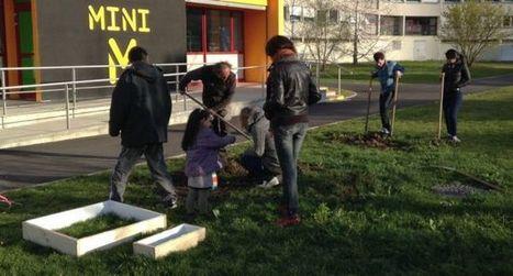 Rangueil : un jardin partagé pour rapprocher étudiants et habitants du quartier   Innovation sociale   Scoop.it
