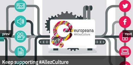 Europeana Creative - Where cultural heritage and creative industries meet | Digital #MediaArt(s) Numérique(s) | Scoop.it