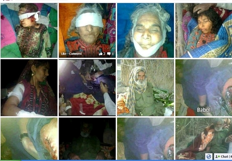 Genocidal Mashkay Operation in Balochistan: | Human Rights and the Will to be free | Scoop.it