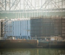 Google confirms it owns mystery barges, hints they'll be interactive spaces for 'new technology'   Fashion Technology Designers & Startups   Scoop.it