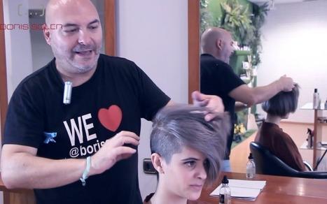 Como poner un cabello gris con OXILOCK PLASMA | Boris Soler | Boris Soler | Scoop.it