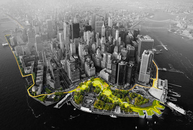 OMA and BIG present rebuilding projects for Sandy-affected communities | green streets | Scoop.it