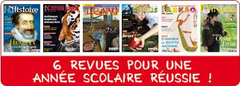Histoire Junior - Revue histoire - Abonnement junior | Revues du CDI | Scoop.it