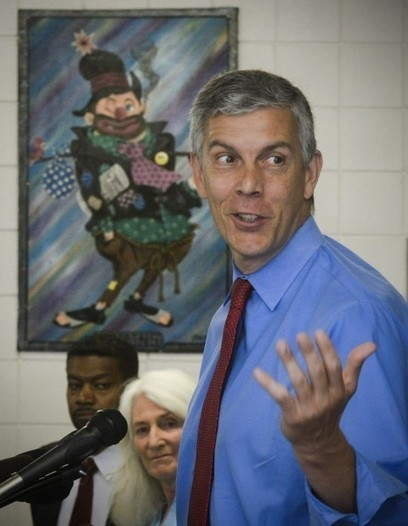 The tenure of Education Secretary Arne Duncan — in his own sometimes startling words - The Washington Post | digital divide information | Scoop.it