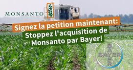 Il faut bloquer le rachat de Monsanto par Bayer | Comment va ma Planète ? | Scoop.it