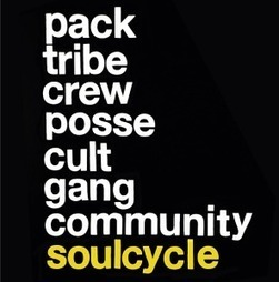 Find Your Soul: Soul Cycle Brand Project | S-o-u-l--C-y-c-l-i-n-g | Scoop.it