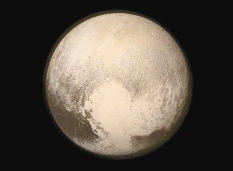 La NASA divulga nuevas imágenes de Plutón, cubierto de niebla y hielo   Era del conocimiento   Scoop.it