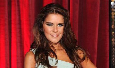 Anorexic for 10 years: How Emmerdale's Gemma Oaten conquered her eating ... - Express.co.uk | eating disorder and body image | Scoop.it