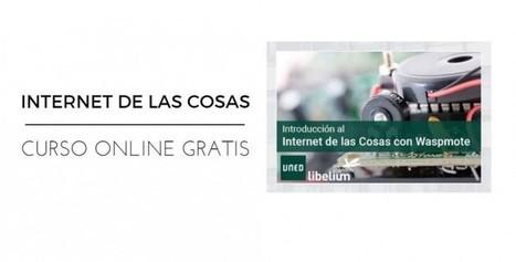 Curso online gratuito sobre Internet de las Cosas, en español   Bits on   Scoop.it