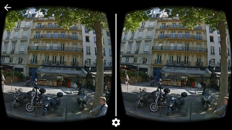 Google Street View se met à la réalité virtuelle via le Cardboard - FrAndroid | Geeks | Scoop.it