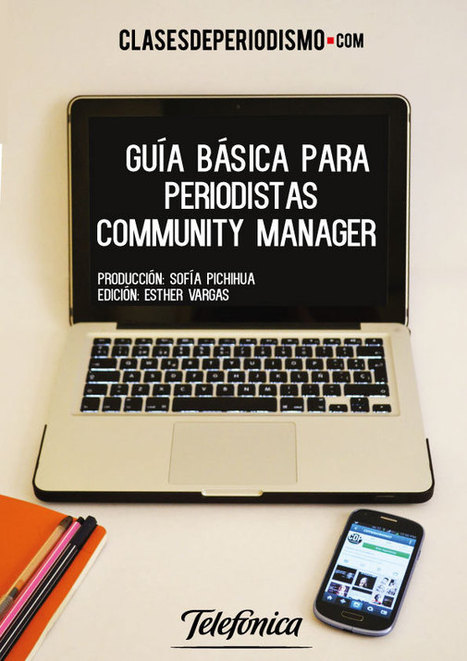 "Descarga gratis ""Guía básica para Periodistas Community Manager"" 
