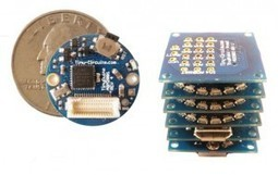 Arduino Meets Shrink-Ray => TinyDuino | Open Source Hardware ... | Big and Open Data, FabLab, Internet of things | Scoop.it