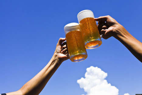 Beer Belly Is A Myth, Study Says | Radio Show Contents | Scoop.it