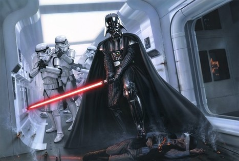 Marvel editará los cómics y novelas gráficas sobre el universo Star Wars a partir de 2015 | World's Print | Scoop.it