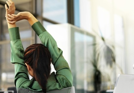 Stress Relief Tips And Techniques For Workplace Wellness | Women's Health and Fitness Tips | Scoop.it