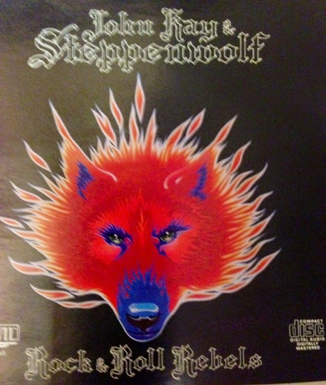 Blow Your House Down: John Kay & Steppenwolf Huff and Puff into the 80s | On the Records (Musically Speaking) | Scoop.it