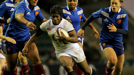 England win on Alphonsi return | The World of Rugby Football Union | Scoop.it