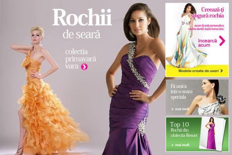 Rochii Seara Ieftine | Haine | Scoop.it