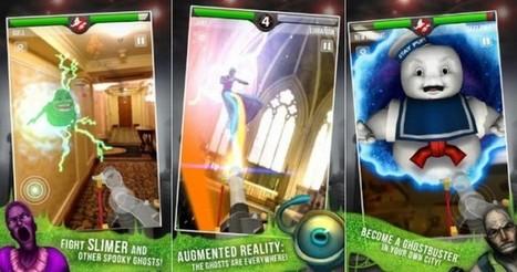 Las 5 apps de realidad aumentada que no puedes perderte | COMUNICACIONES DIGITALES | Scoop.it