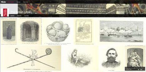 La British Library libera en Internet más de un millón de imágenes   Biblioteca Escolar IES IPAGRO   Scoop.it