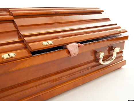 'Dead' Man Woke Up During Own Funeral | Strange days indeed... | Scoop.it