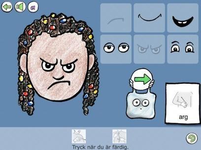 Puffarna 1 – Lek och lär om känslor | Ipad i skolan & förskolan | Scoop.it