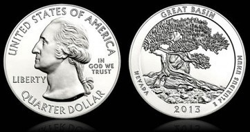 Great Basin ATB 5 Ounce Silver Bullion Coin Sales Begin Strong   Silver Coins Today   Coins   Scoop.it