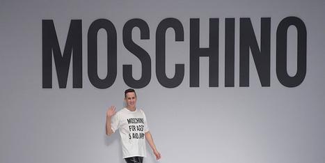 Moschino dopo Moschino - Il Post   Il tatuaggio di stoffa   Scoop.it