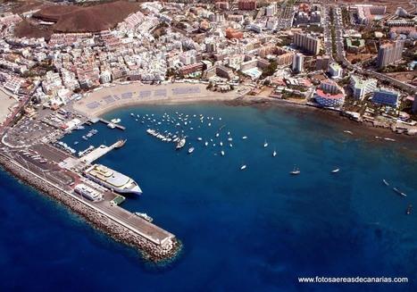 Playa de los Cristianos: ciudad cosmopolita en Tenerife Sur | Tenerife cool news | Scoop.it