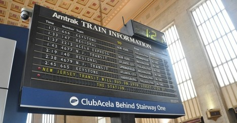 Farewell to the Clickety-Clack of Philadelphia's Train Station Display Board | Ruinology | Scoop.it