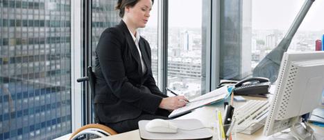 Les obligations des employeurs pour l'emploi des personnes handicapées, actualité Economie : Le Point   efi   Scoop.it