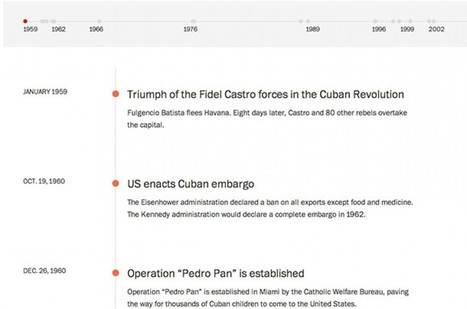 Castro brothers' resistance to change could test renewed U.S.-Cuba diplomacy | Latin America | Scoop.it