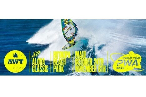 JP Aloha Classic PWA World Cup - Windsurfjournal.com | windsurf | Scoop.it