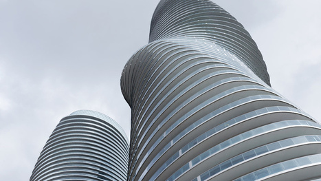 These Skytwisters Are the 21st Century's Answer to the Skyscraper | Geography | Scoop.it