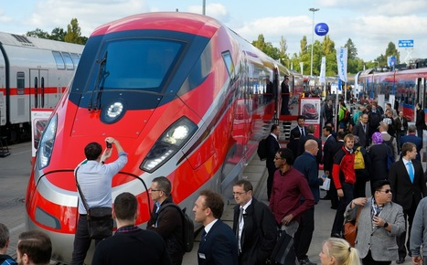 InnoTrans Inter Trade Fair for Transport and Mobility in Pictures | World News | Scoop.it