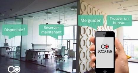 Jooxter ou comment rendre un espace de travail connecté !   Articles Objets Connectés   Scoop.it