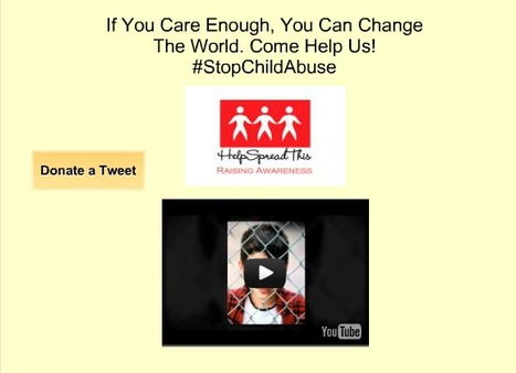 Help Raise Awareness | Prevent Child Abuse Now | Scoop.it