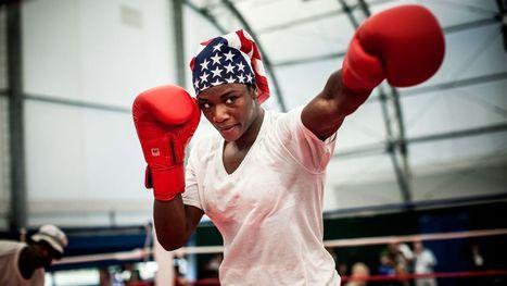 The fight in Claressa Shields   SportonRadio   Scoop.it