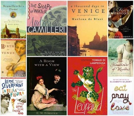 10 of the Best Books on Italy | Italia Mia | Scoop.it