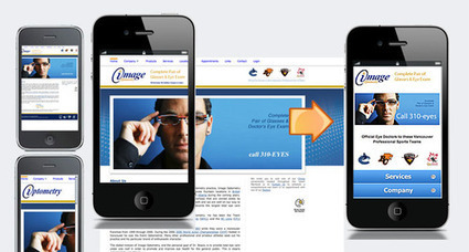 Is your website mobile friendly? | Technology | Scoop.it