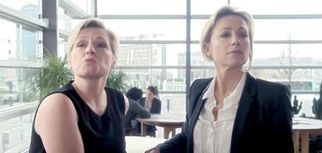 France Télévisions détourne les clichés sexistes | Communication | Scoop.it