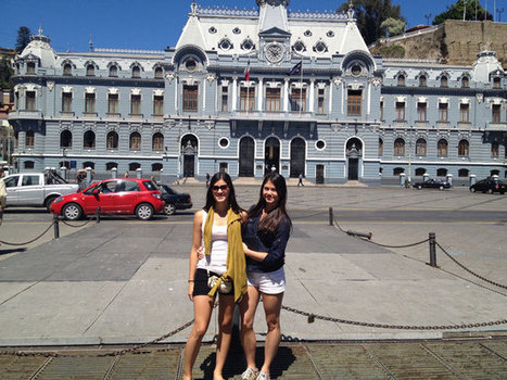 Study Abroad: How Chile Makes for Priceless Business School ... | Chilean Spanish | Scoop.it