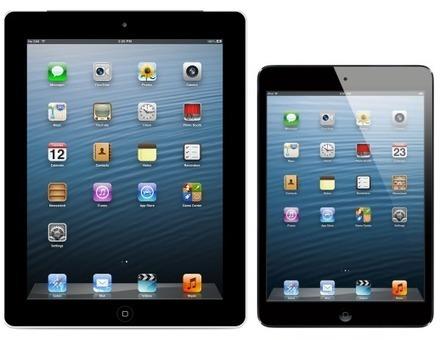 Touchscreen des iPad 4 und iPad mini reagiert am schnellsten | Lernen mit iPad | Scoop.it