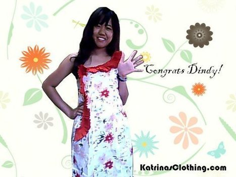 Featured KC Holic: Dindy Gomez - Katrina's Clothing | Philippine Fashion | Scoop.it