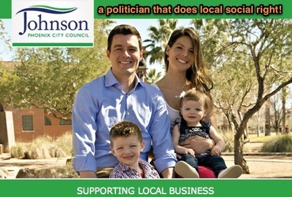 A Politician Shows Us How To Do Local Social Right | Young Professional Lifestyle | Scoop.it